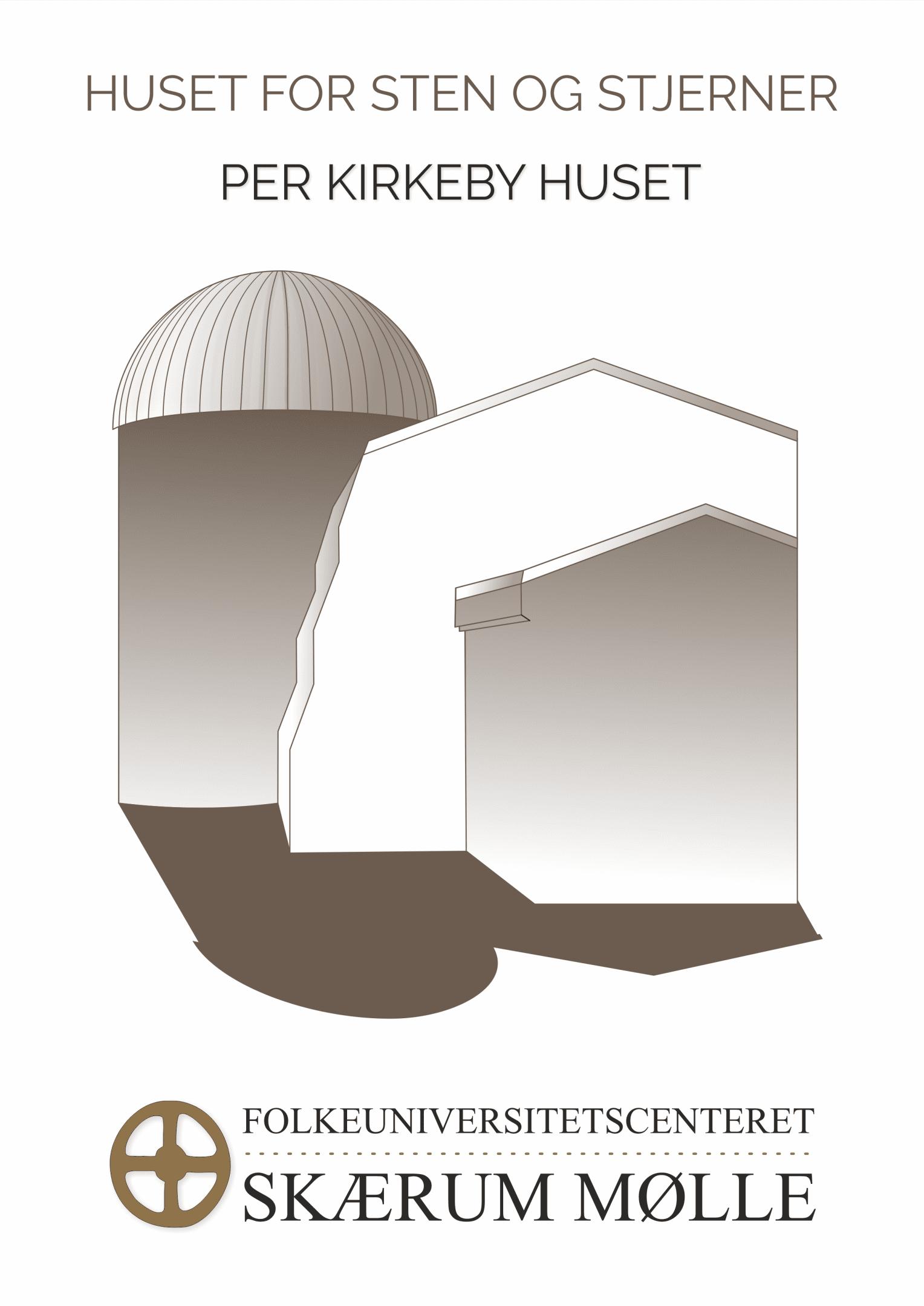 Huset for sten og stjerner - Per Kirkebyhuset