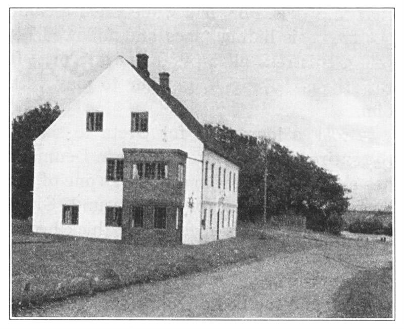Skærum Mølle 1938