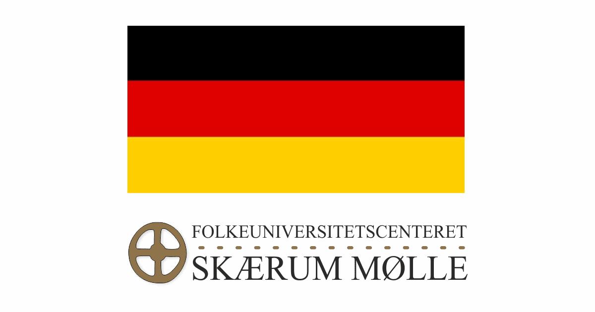 Skærum Mølle in English