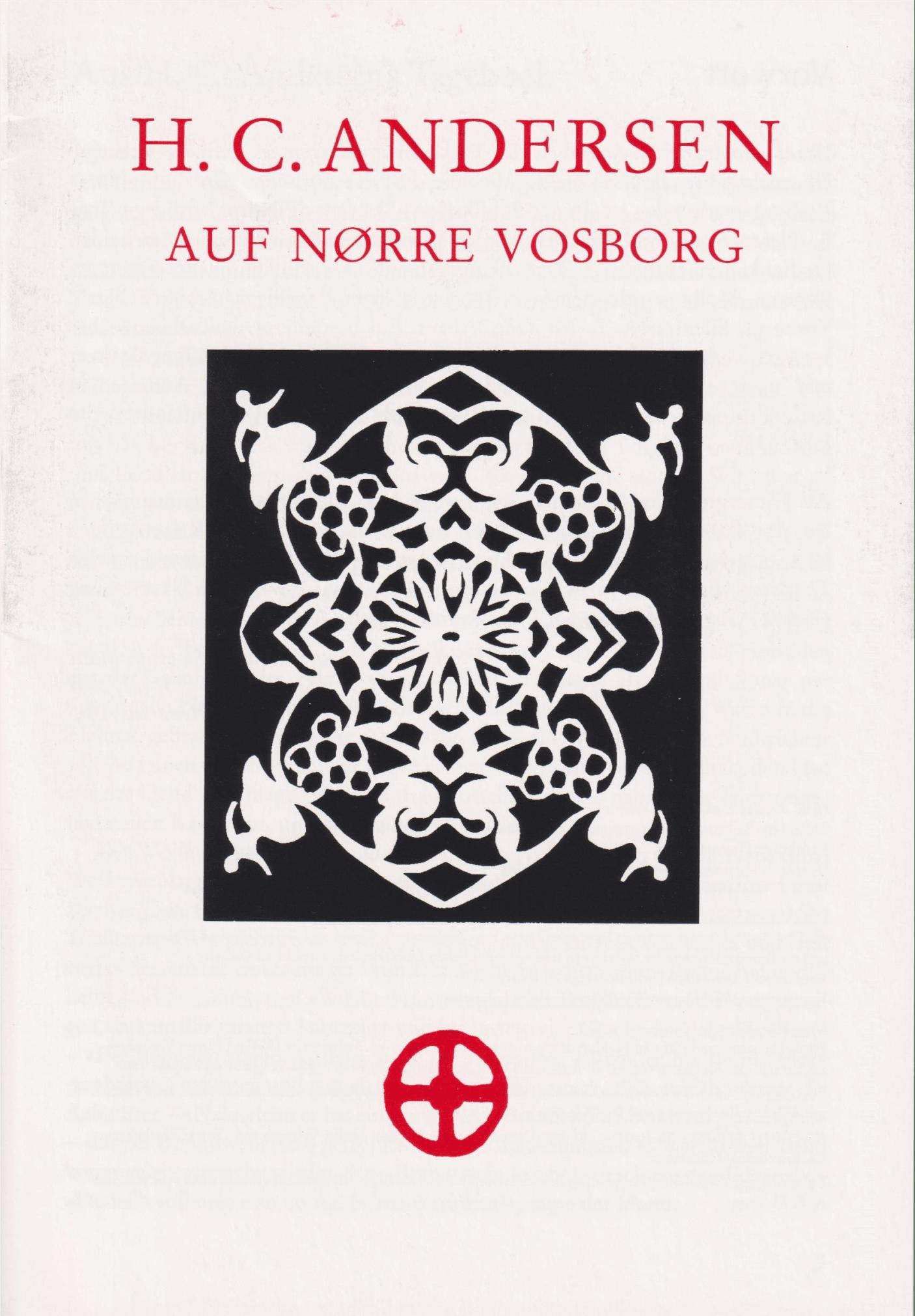 H.C. Andersen auf Nørre Vosborg