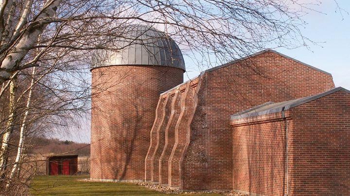 Huset for sten og stjerner - Per Kirkeby huset