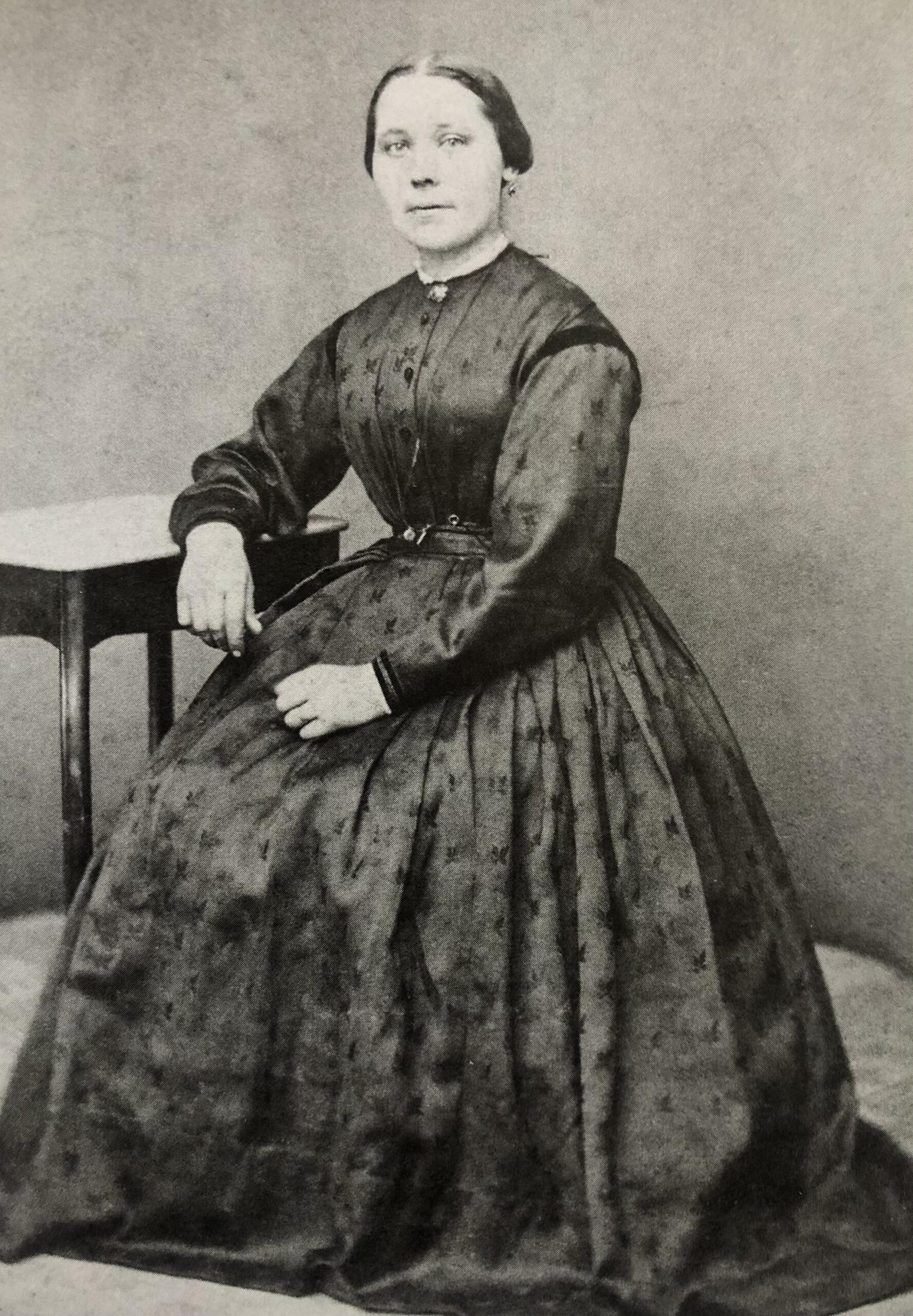 Johanne Lundby Lauridsen - senere Villemoes