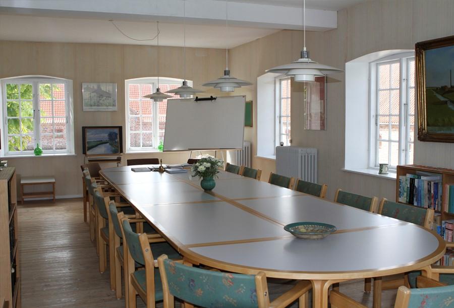 Undervisningsrummet