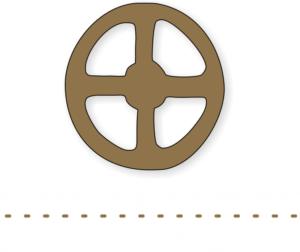 Skærum Mølle Logo