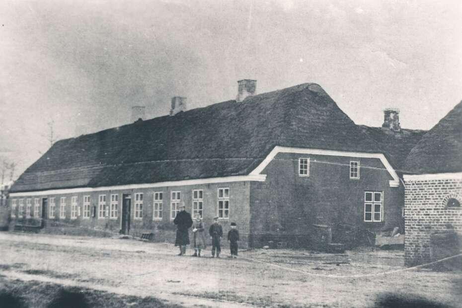 Eyde kro ca. 1880